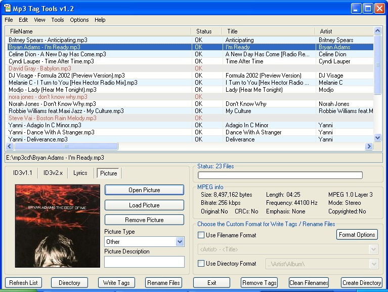 Tool Tags: MP3 Tagging Software Roundup